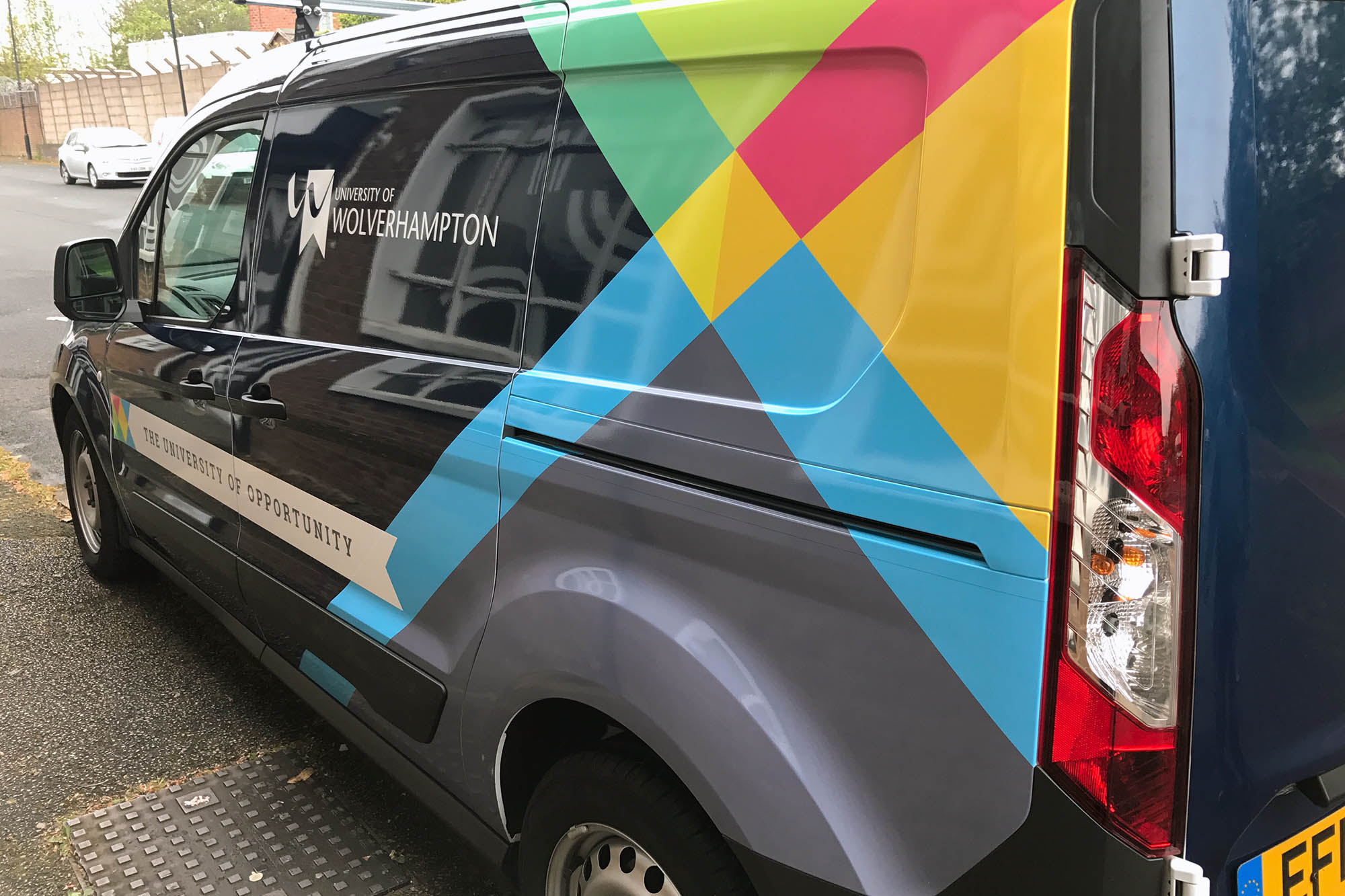 7b8c1b1c26 Our vehicle graphics are produced using the most durable vehicle grade  substrates. Our technology ensures your vehicles look pristine and support  your brand ...